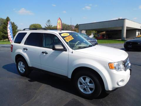 2010 Ford Escape for sale at North State Motors in Belvidere IL