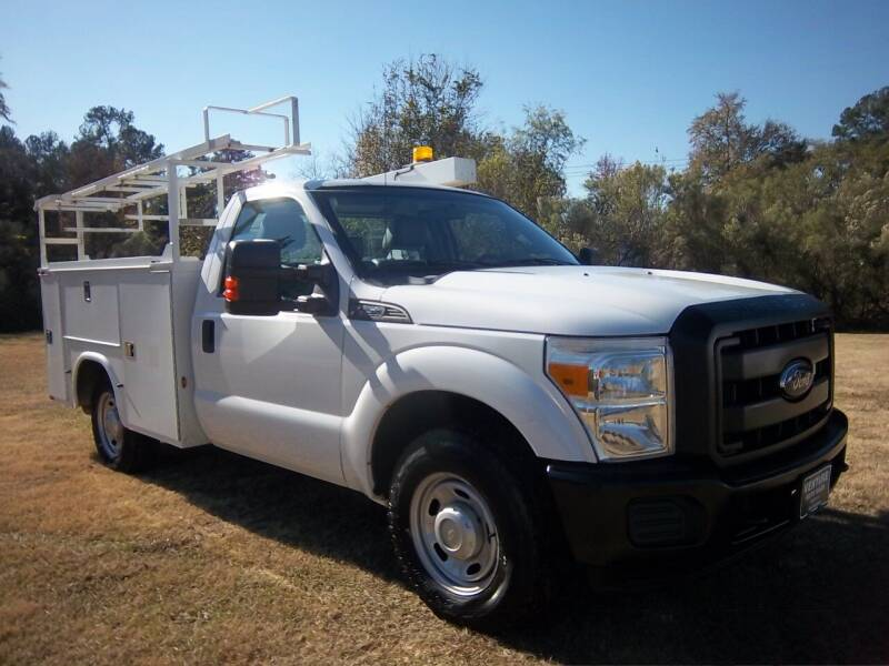 2012 Ford F350 XL Service Truck for sale at Venture Auto Sales Inc in Augusta GA