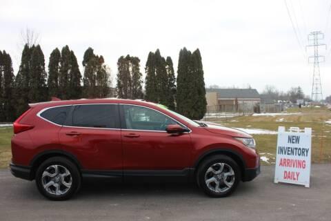 2017 Honda CR-V for sale at D & B Auto Sales LLC in Washington Township MI