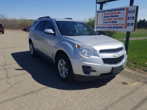 2013 Chevrolet Equinox for sale at Sensible Sales & Leasing in Fredonia NY