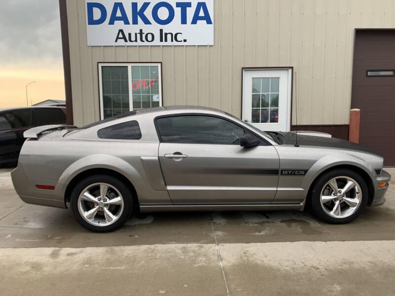 2009 Ford Mustang for sale at Dakota Auto Inc. in Dakota City NE