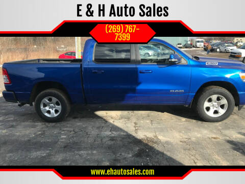 2019 RAM Ram Pickup 1500 for sale at E & H Auto Sales in South Haven MI