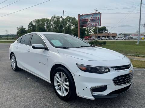 2017 Chevrolet Malibu for sale at Albi Auto Sales LLC in Louisville KY