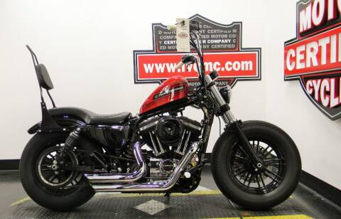 2019 Harley-Davidson FORTY EIGHT for sale at Certified Motor Company in Las Vegas NV