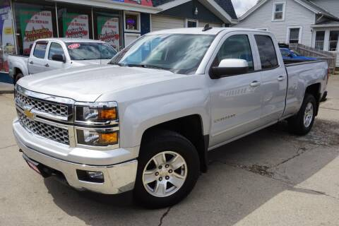 2015 Chevrolet Silverado 1500 for sale at Cass Auto Sales Inc in Joliet IL