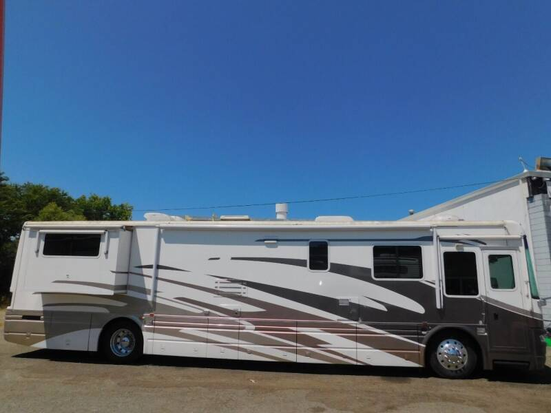 2002 COUNTRY COACH ISLANDER 9401 for sale at Gold Country RV in Auburn CA
