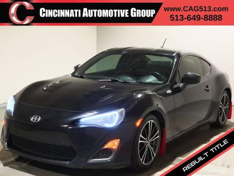 2013 Scion FR-S for sale at Cincinnati Automotive Group in Lebanon OH