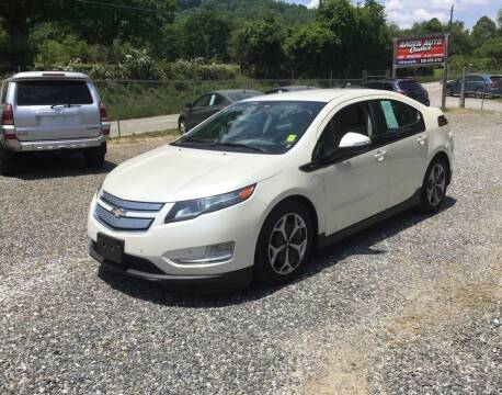 2014 Chevrolet Volt for sale at Arden Auto Outlet in Arden NC