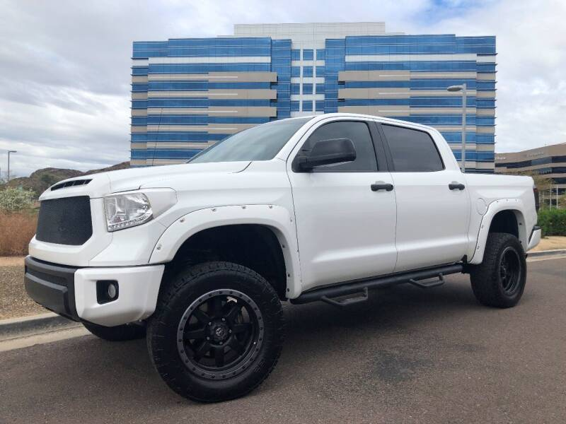 2015 Toyota Tundra for sale at Day & Night Truck Sales in Tempe AZ