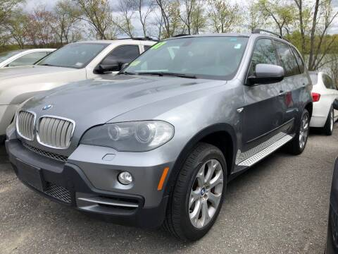 2007 BMW X5 for sale at Top Line Import of Methuen in Methuen MA
