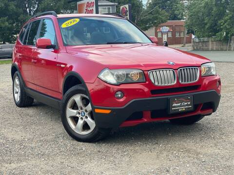 2008 BMW X3 for sale at Best Cars Auto Sales in Everett MA