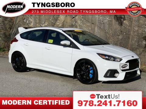 2016 Ford Focus for sale at Modern Auto Sales in Tyngsboro MA
