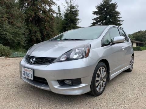 2011 Honda Fit for sale at Santa Barbara Auto Connection in Goleta CA