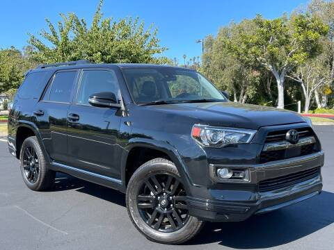2020 Toyota 4Runner for sale at Automaxx Of San Diego in Spring Valley CA