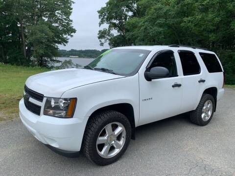 2007 Chevrolet Tahoe for sale at Elite Pre-Owned Auto in Peabody MA