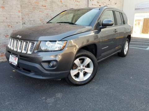 2014 Jeep Compass for sale at GTR Auto Solutions in Newark NJ