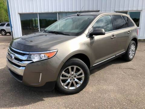 2013 Ford Edge for sale at STATELINE CHEVROLET BUICK GMC in Iron River MI