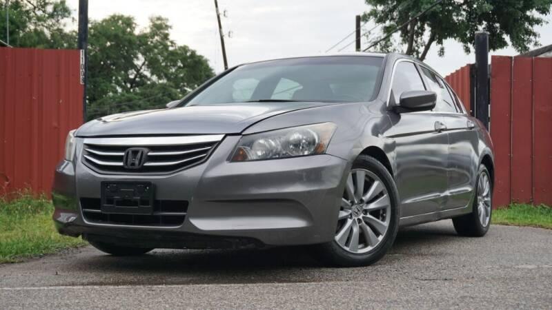 2011 Honda Accord for sale at Hidalgo Motors Co in Houston TX