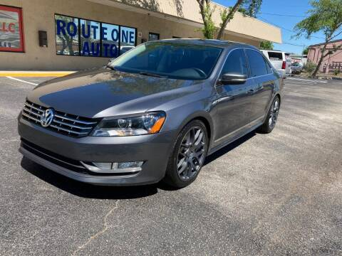 2013 Volkswagen Passat for sale at Top Garage Commercial LLC in Ocoee FL