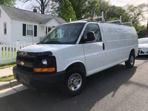 2014 Chevrolet Express Cargo for sale at DMV Automotive in Falls Church VA