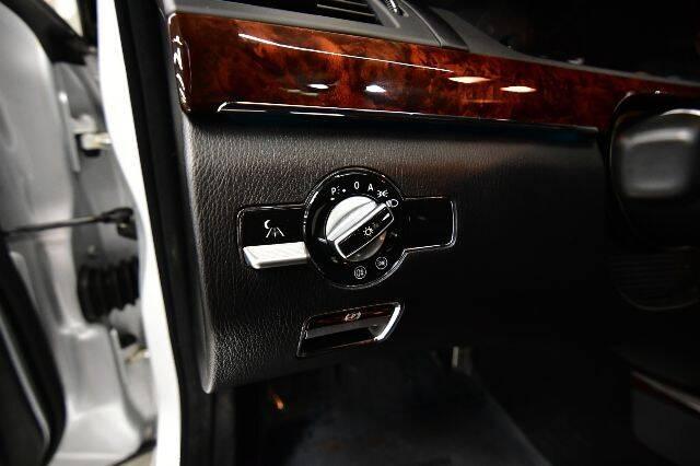 2011 Mercedes-Benz S-Class AWD S 550 4MATIC 4dr Sedan - Bensenville IL