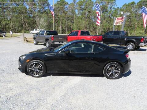 2013 Subaru BRZ for sale at Ward's Motorsports in Pensacola FL