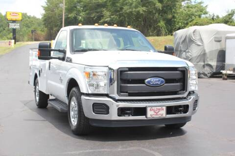 2016 Ford F-250 Super Duty for sale at Baldwin Automotive LLC in Greenville SC