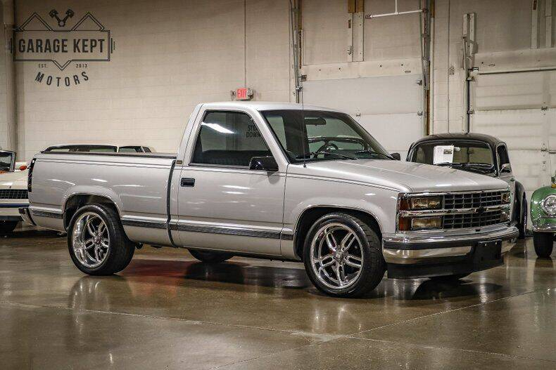 1991 Chevrolet C/K 1500 Series for sale in Grand Rapids, MI
