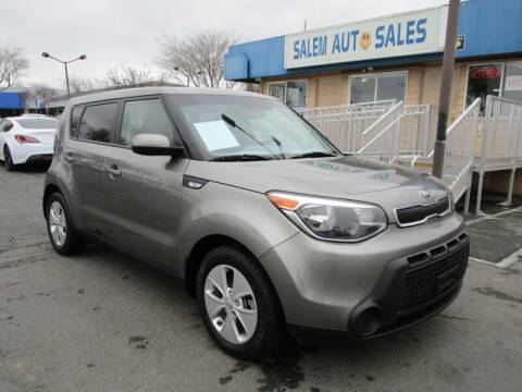 2014 Kia Soul for sale at Salem Auto Sales in Sacramento CA