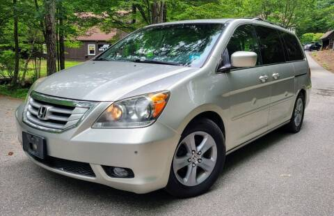 2008 Honda Odyssey for sale at JR AUTO SALES in Candia NH