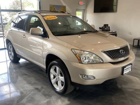 2006 Lexus RX 330 for sale at Crossroads Car & Truck in Milford OH