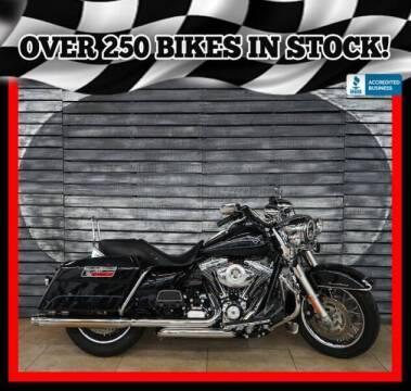 2012 Harley-Davidson Road King for sale at Motomaxcycles.com in Mesa AZ