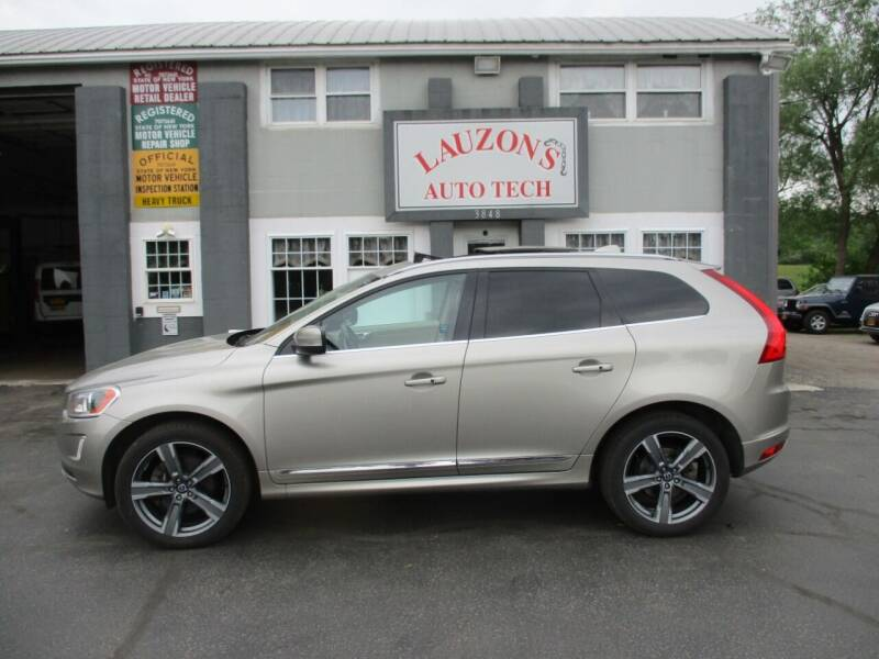 2014 Volvo XC60 for sale at LAUZON'S AUTO TECH TOWING in Malone NY
