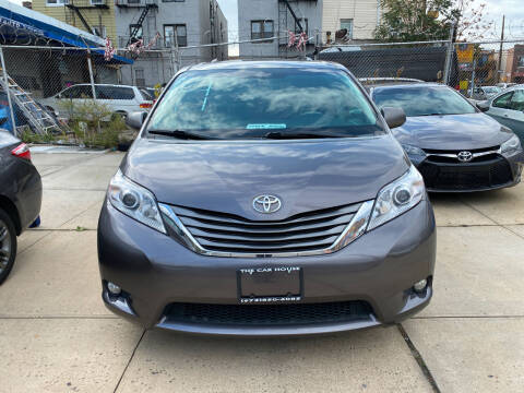 2011 Toyota Sienna for sale at Luxury 1 Auto Sales Inc in Brooklyn NY
