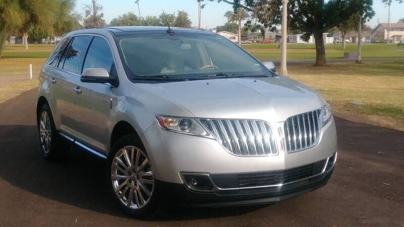2012 Lincoln MKX for sale at CAR MIX MOTOR CO. in Phoenix AZ