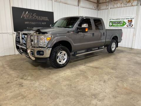 2011 Ford F-250 Super Duty for sale at Mel's Motors in Nixa MO