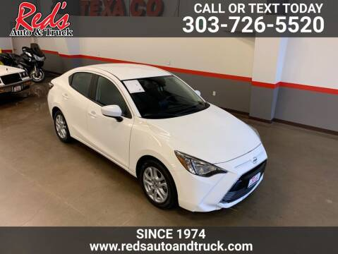 2016 Scion iA for sale at Red's Auto and Truck in Longmont CO