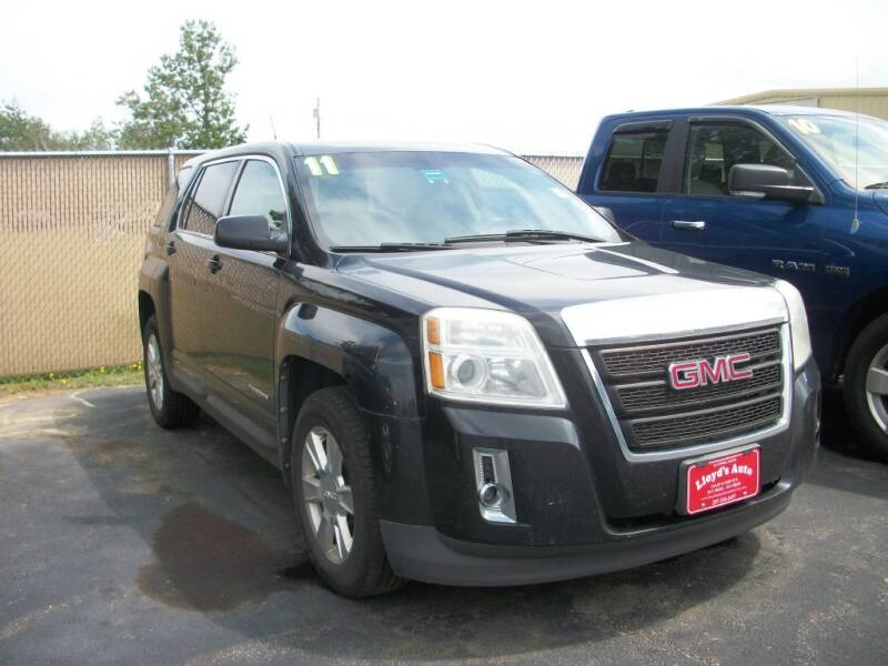 2011 GMC Terrain for sale at Lloyds Auto Sales & SVC in Sanford ME