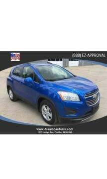 2016 Chevrolet Trax for sale at Great Lakes Auto Superstore in Pontiac MI