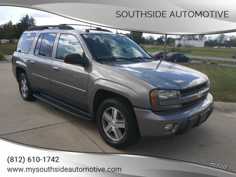 2005 Chevrolet TrailBlazer EXT for sale at Southside Automotive in Washington IN