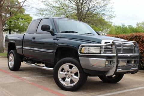 1999 Dodge Ram Pickup 1500 for sale at DFW Universal Auto in Dallas TX