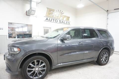 2018 Dodge Durango for sale at Elite Auto Sales in Ammon ID