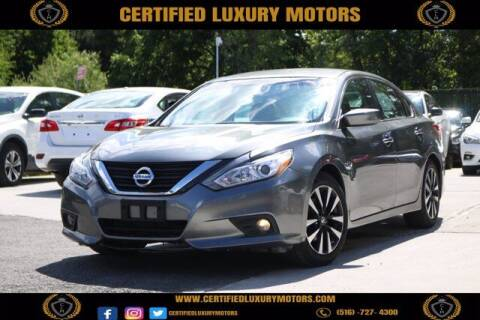 2018 Nissan Altima for sale at Certified Luxury Motors in Great Neck NY
