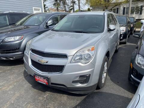 2012 Chevrolet Equinox for sale at CLASSIC MOTOR CARS in West Allis WI