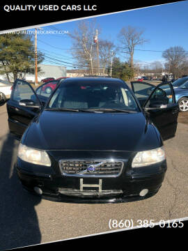 2008 Volvo S60 for sale at QUALITY USED CARS LLC in Wallingford CT