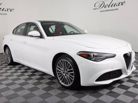 2018 Alfa Romeo Giulia for sale at DeluxeNJ.com in Linden NJ