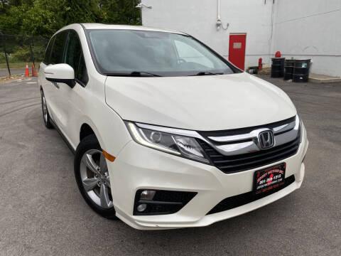 2018 Honda Odyssey for sale at JerseyMotorsInc.com in Teterboro NJ