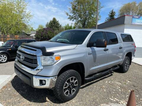 2014 Toyota Tundra for sale at ALIC MOTORS in Boise ID