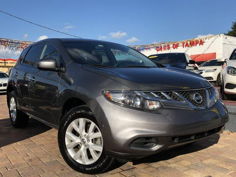 2013 Nissan Murano for sale at Cars of Tampa in Tampa FL
