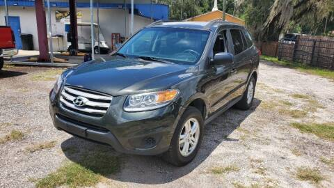2012 Hyundai Santa Fe for sale at Firm Life Auto Sales in Seffner FL